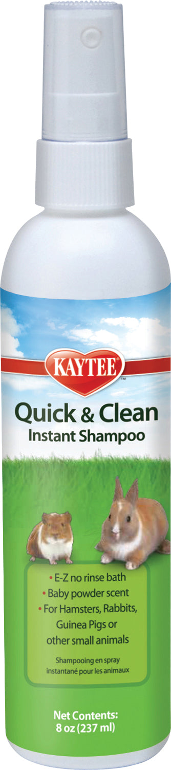 Super Pet - Quick & Clean Instant Critter Shampoo