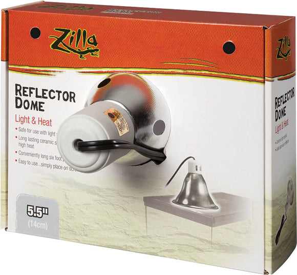 Zilla - Reflector Dome Light And Heat