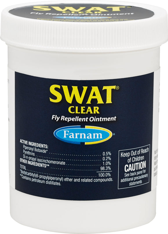 Farnam Companies Inc - Swat Clear Fly Repellent Ointment