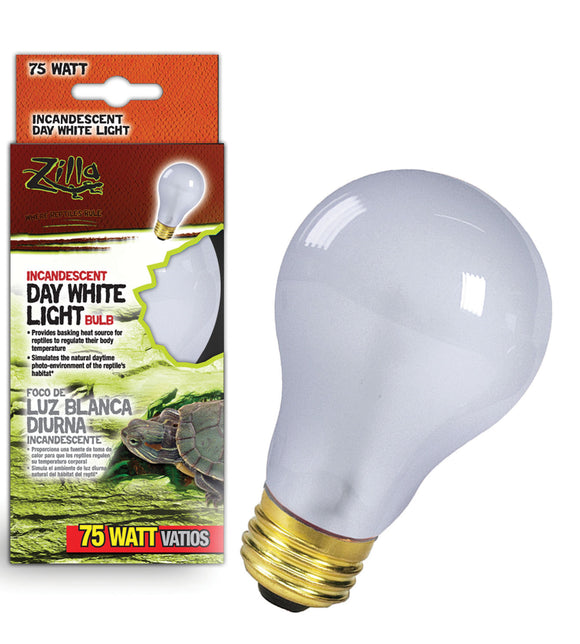 Zilla - Day White Light Incandescent Bulb