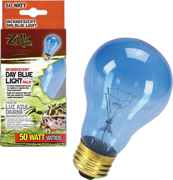 Zilla - Day Blue Light Incandescent Bulb