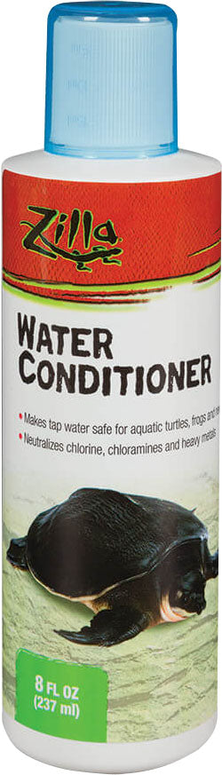 Zilla - Aquatic Reptile Water Conditioner