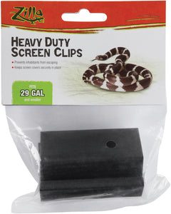 Zilla - Heavy Duty Screen Clips