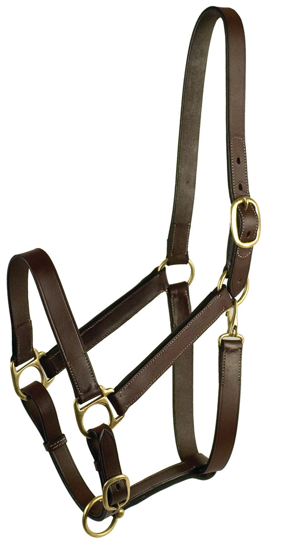 Gatsby Leather Company - Stable Halter With Snap