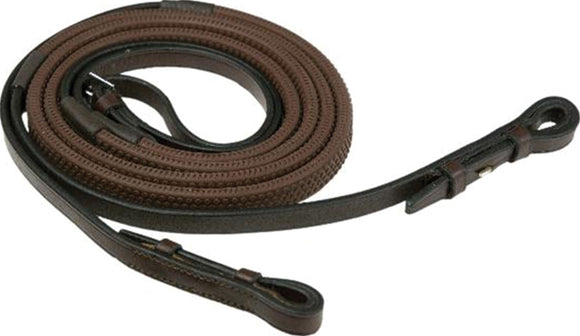 Gatsby Leather Company - Rubber Grip Reins
