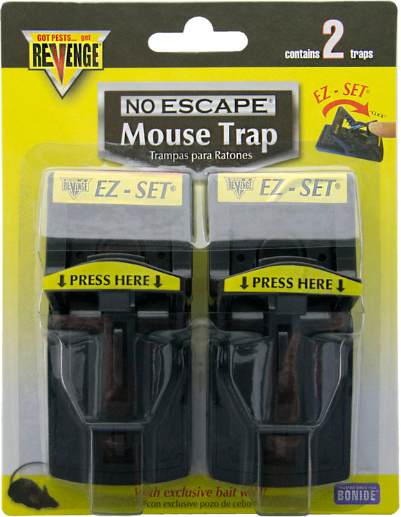 Bonide Products-revenge - Revenge Ez Set Mouse Traps