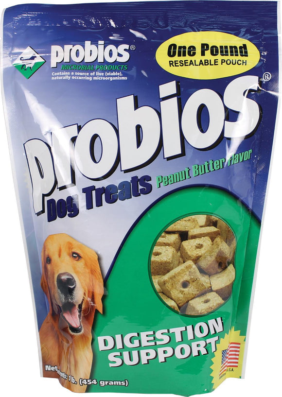 Vets Plus Probios    D - Digestion Support Dog Treats