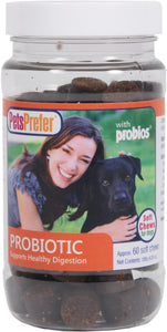 Vets Plus Probios    D - Pets Prefer Soft Chews