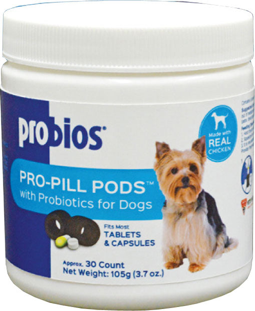 Vets Plus Probios    D - Pro-pill Pods With Probiotics For Small Dogs