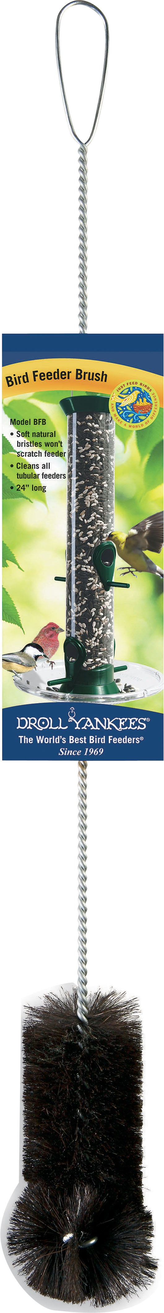 Droll Yankees Inc - Feeder Brush For Tube Feeders