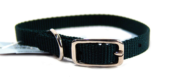 Hamilton Pet Company - Single Thick Nylon Dog Collar