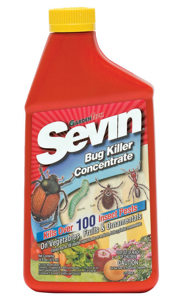 Gulf Stream Home & Garden - Gardentech Sevin Concentrate Bug Killer