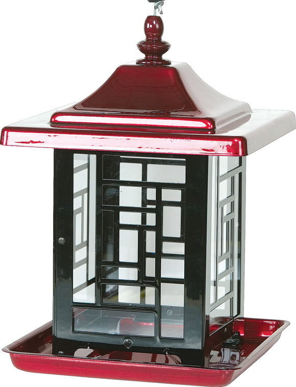 Apollo Investment Holding - Mosaic Bird Feeder