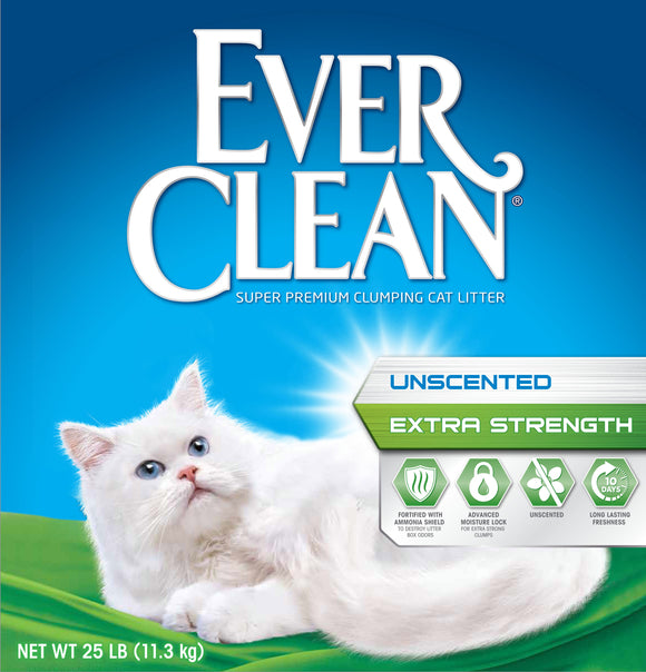 Clorox Petcare Products - Ever Clean Extra Strength Clumping Litter
