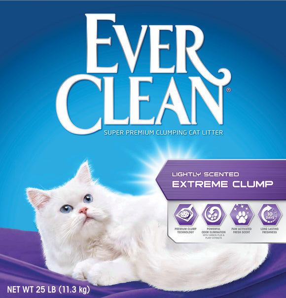 Clorox Petcare Products - Ever Clean Extreme Clump Litter