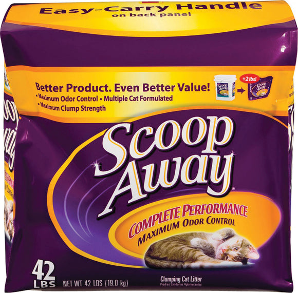 Clorox Petcare Products - Scoop Away Complete Performance Multi-cat Litter
