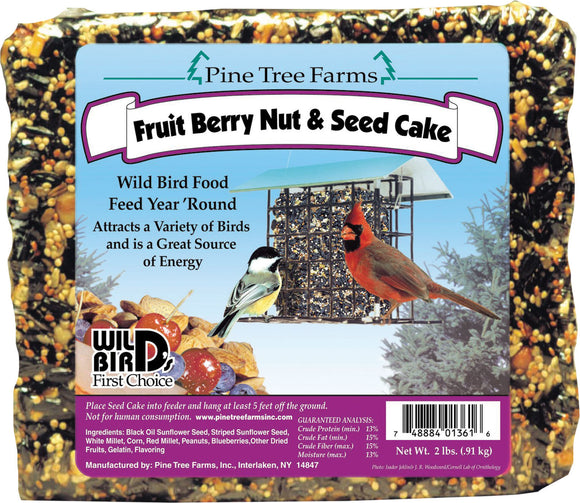 Pine Tree Farms Inc - Seed Cake