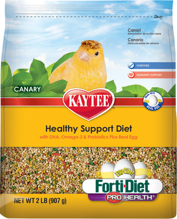Kaytee Products Inc - Fortidiet Eggcite - Canary