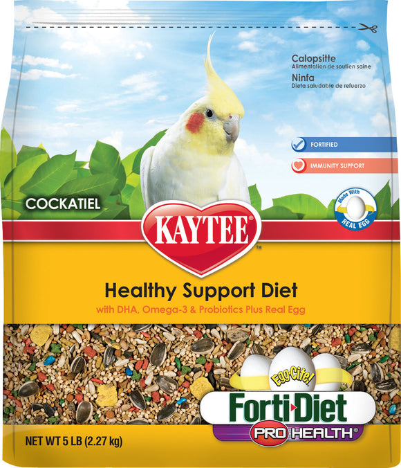Kaytee Products Inc - Fortidiet Eggcite - Cockatiel