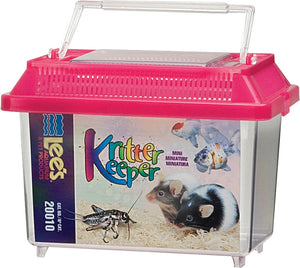 Lee's Aquarium & Pet - Kritter Keeper Rectangle