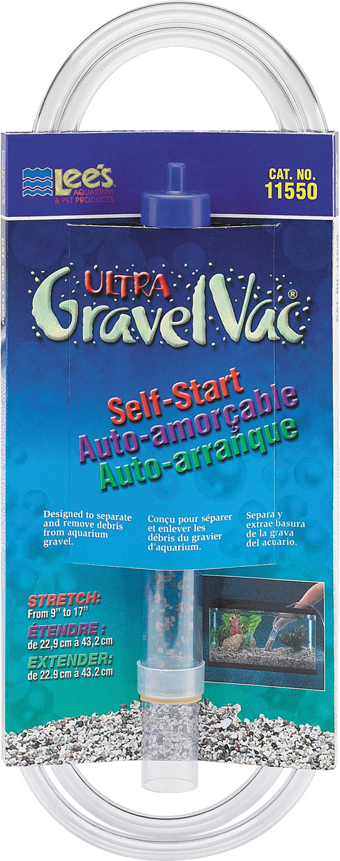 Lee's Aquarium & Pet - Stretch Gravel Cleaner