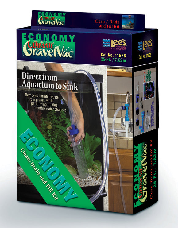 Lee's Aquarium & Pet - Ultimate Gravel Vacuum