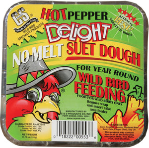 C And S Products Co Inc P - Hot Pepper Delight Suet