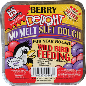 C And S Products Co Inc P - Berry Delight Suet