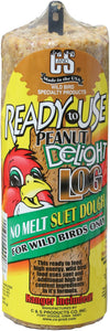 C And S Products Co Inc P - Peanut Delight Log