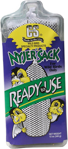 C And S Products Co Inc P - Nyjer Sack With Nyjer
