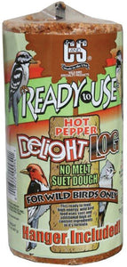 C And S Products Co Inc P - Hot Pepper Delight Log