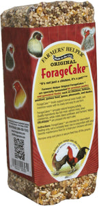 C And S Products Co Inc P - Farmer's Helper Original Forage Cake