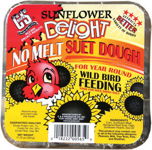 C And S Products Co Inc P - Sunflower Delight Suet