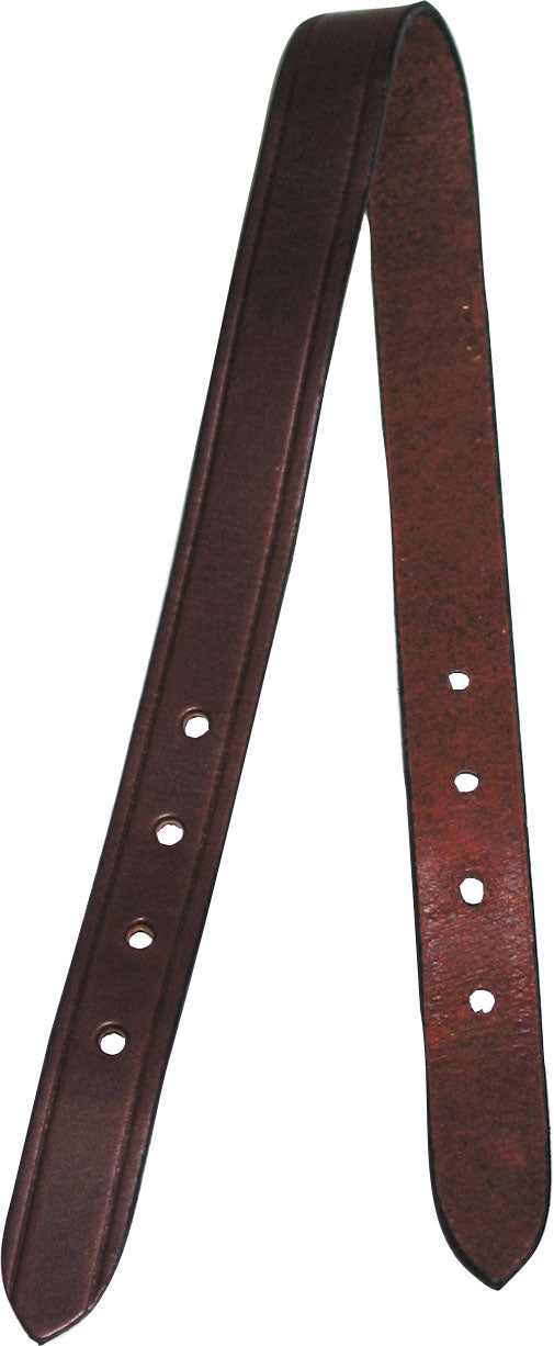 Hamilton Halter Company - Replacement Leather Headpole