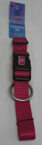 Hamilton Pet Company - Fully Adjustable Nylon Dog Collar