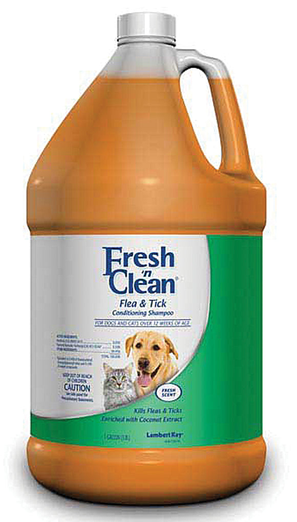 Lambert Kay / Pet Ag - Fresh 'n Clean Flea & Tick Conditioning Shampoo