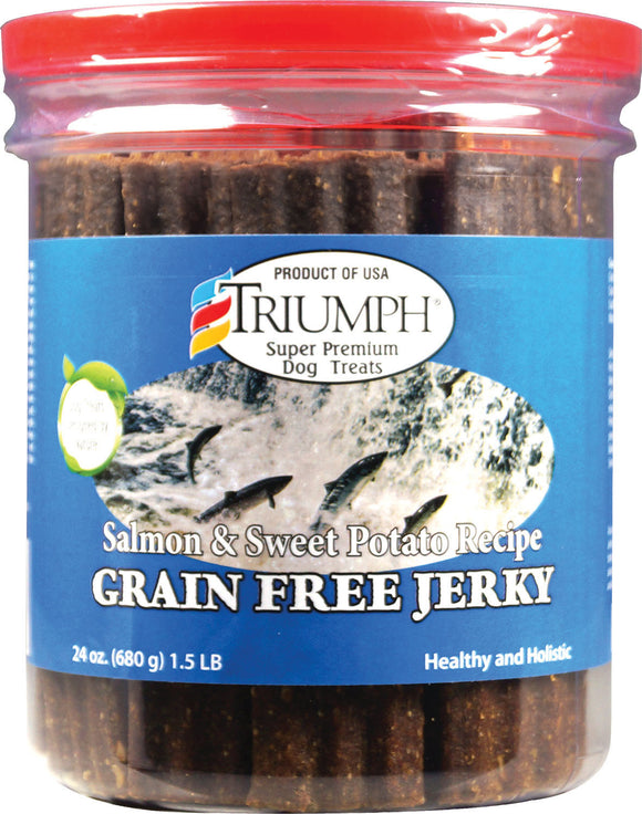 Triumph Pet Industries - Grain Free Jerky Treats