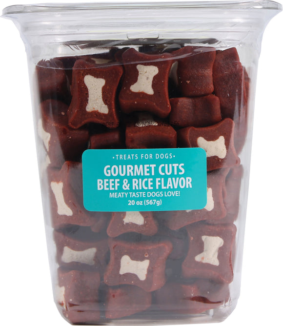 Triumph Pet Industries - Gourmet Cuts Dog Treats