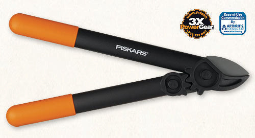 Fiskars Brands-cutting  P - Power Gear Super Anvil Pruner/lopper