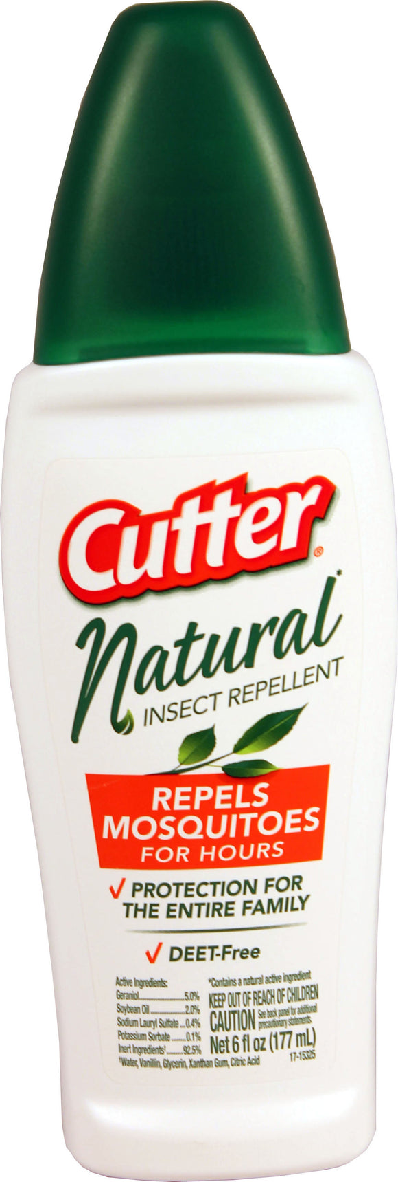 Spectracide - Cutter Natural Insect Repellent