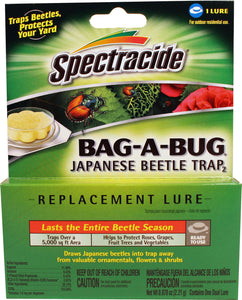 Spectracide - Spectracide Bag-a-bug Japanese Beetle Trap Lure