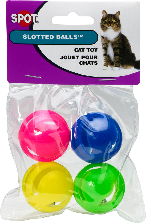 Ethical Cat - Slotted Balls