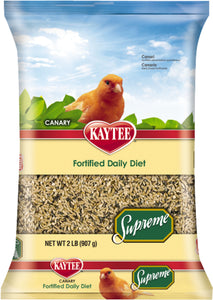 Kaytee Products Inc - Supreme Fortified Daily Canary Diet