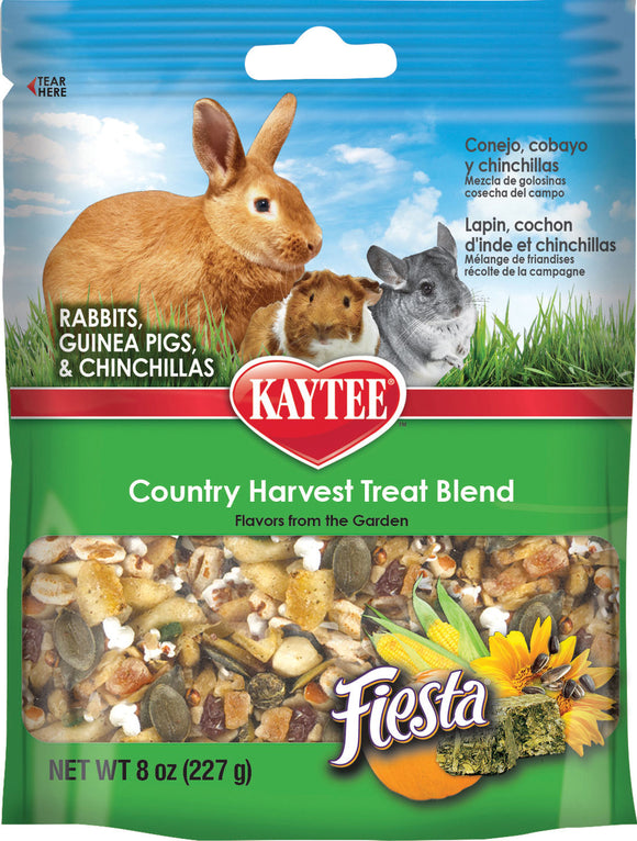 Kaytee Products Inc - Fiesta Country Harvest Treat Blend