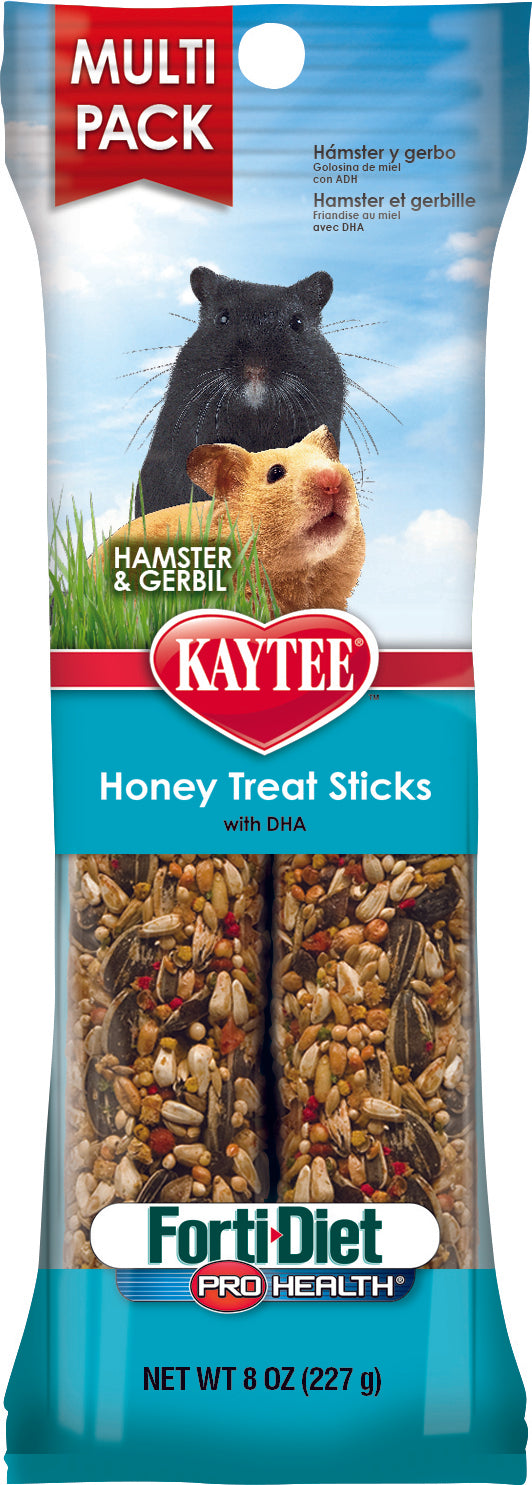 Kaytee Products Inc - Forti Diet Prohealth Honey Stick Hamster/gerbil