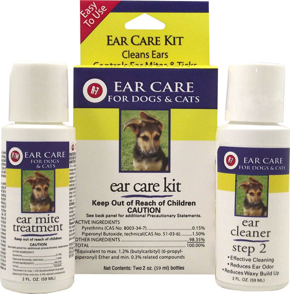 Stewarts Treats - Miracle Care R-7 Ear Care Kit