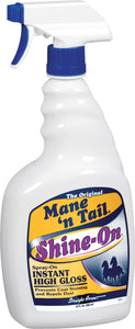 Straight Arrow Products D - Mane 'n Tail Shine-on For Horses