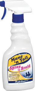 Straight Arrow Products D - Mane 'n Tail Spray N Braid For Horses