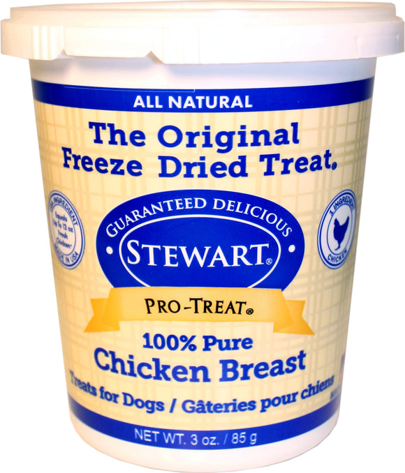 Stewarts Treats - Freeze Dried Dog Treat