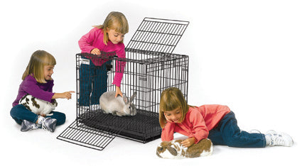 Midwest Container - Wabbitat Rabbit Cage